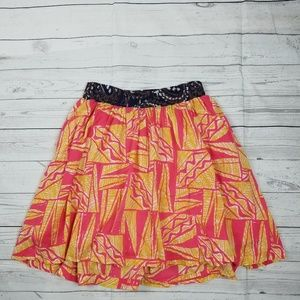 ⭐2/$10 Sale Vanessa Virginia Anthro Tamarind Skirt